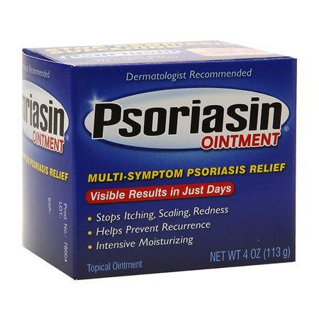 Psoriasin Multi-Symptom Psoriasis Relief Ointment 4 2