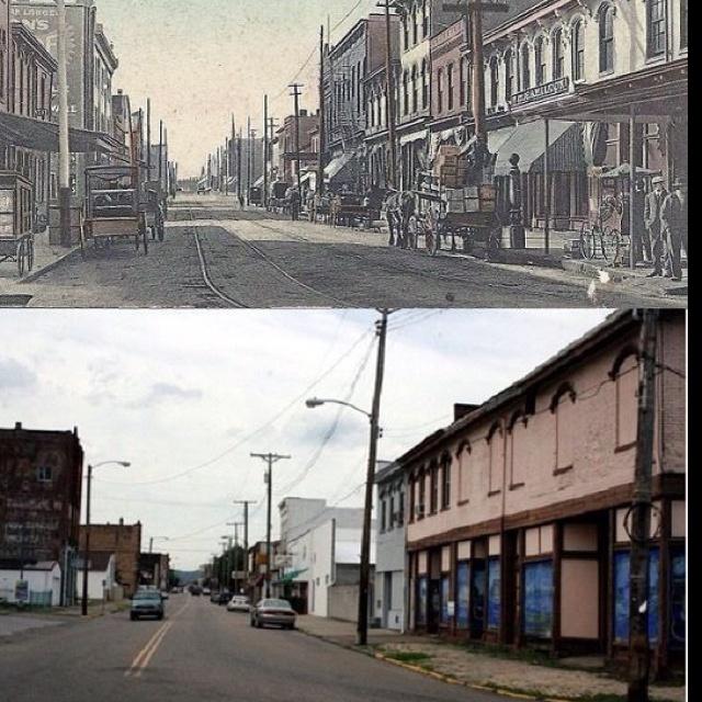 Main St Wellsville, Ohio