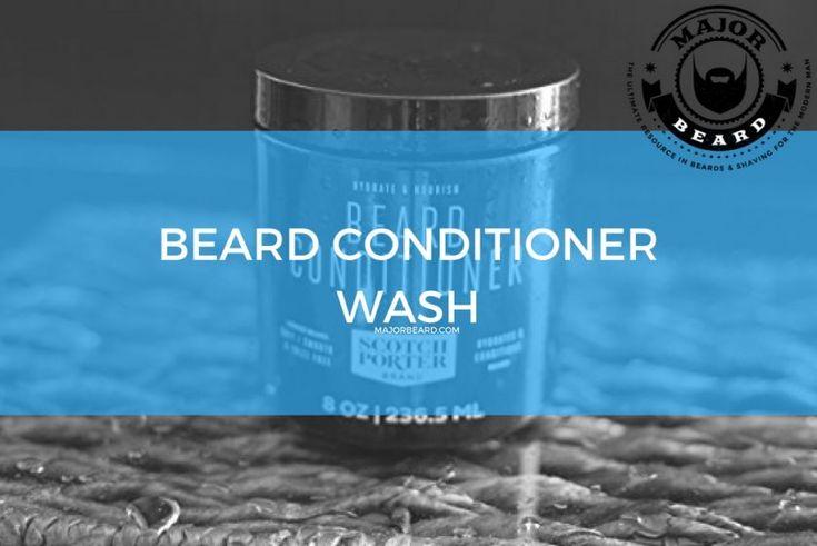 Beard Conditioner Wash