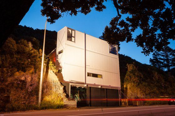 Stay Unique - The Wellington Container House in Wellington CBD, Wellington City | Bookabach
