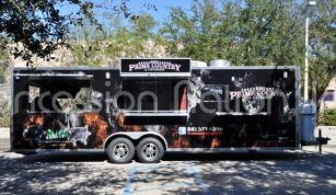 BBQ Trailer For Sale | BBQ Concession Trailers | Concession Nation