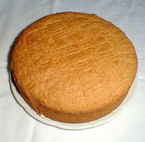 Breton Cake... A French Recipe