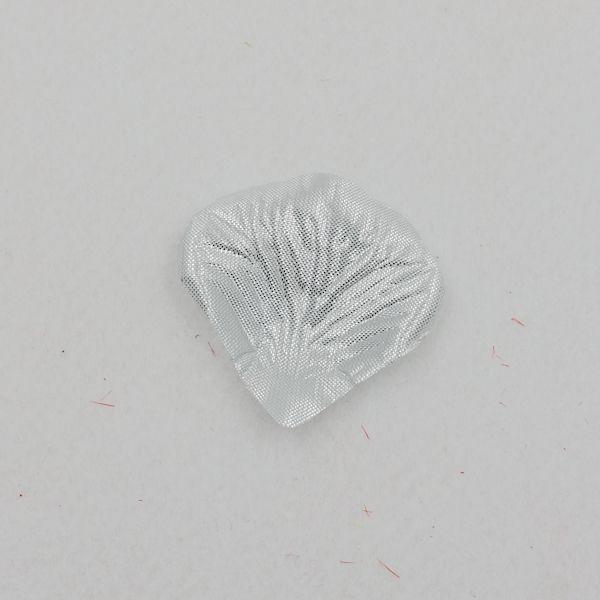 Zilveren rozenblaadjes #rozenblaadjes #bruiloft #liefde