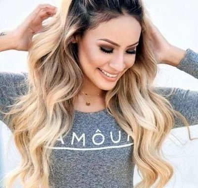 Easy Casual Hairstyles for Long Wavy Hair