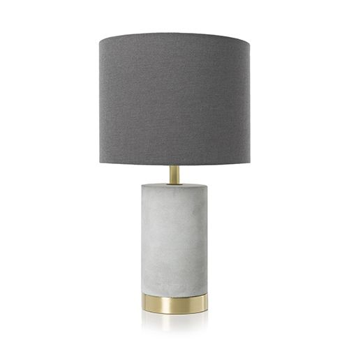 Band Table Lamp Brass