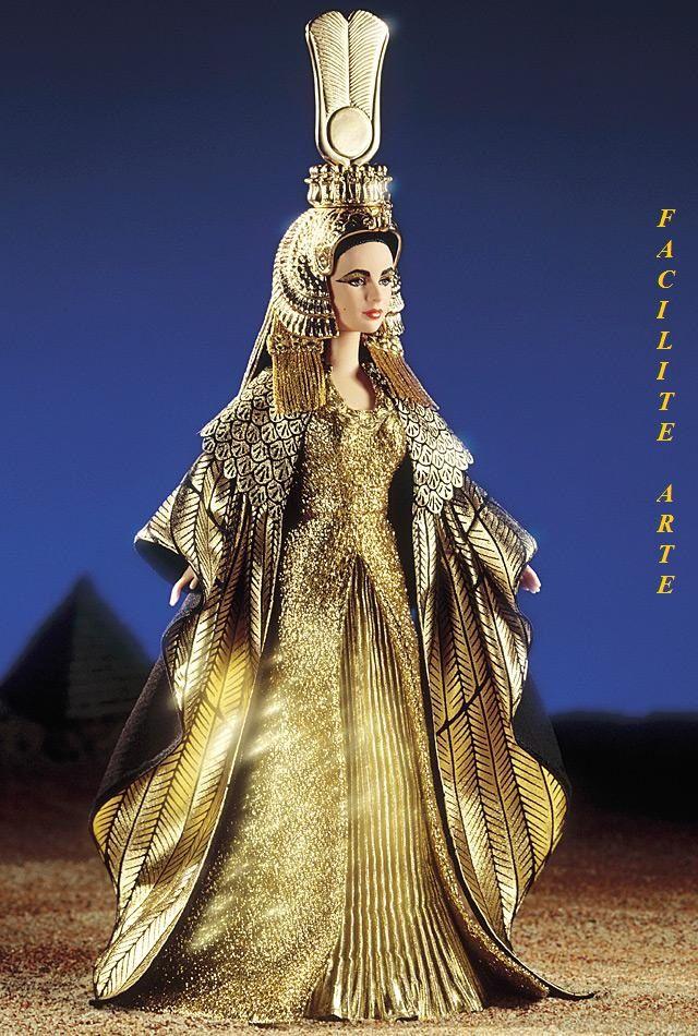 Facilite Sua Arte: 2000 - Elizabeth Taylor in Cleopatra™
