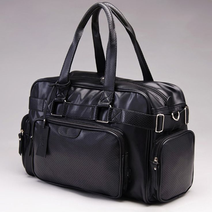 W nowym stylu mężczyzna torba podróżna mody projektant mężczyzn torebki torby na ramię duża pojemność pu skórzane duffle torba PT1097