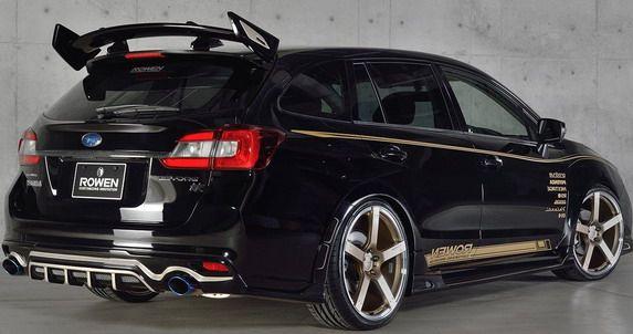 Rowen Subaru Levorg