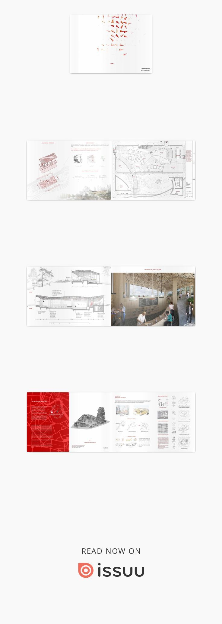 Liyang Wang architecture porfolio undergraduate works  Admission to Yale University YSOA M.Arch II, Columbia GSAPP M.S.A.A.D and Cornell M.Arch II.