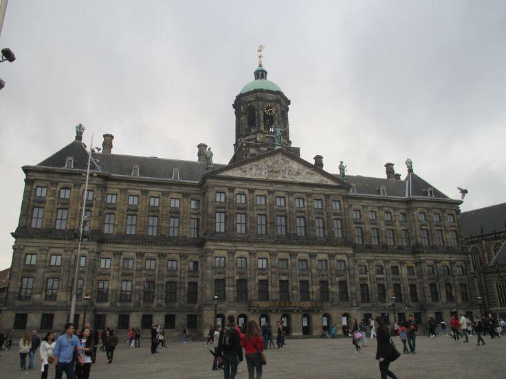 Amsterdam - Dam (Stadtplatz)