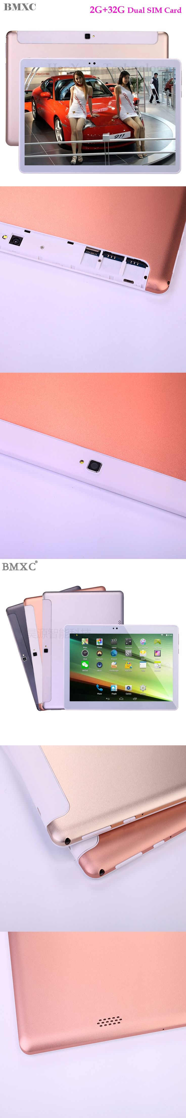"""2017 Newest 10.1 inch phone call Tablet PC octa core 32GB ROM tablet Android Tablets wifi GPS 3G Tablet pc 10 10.1"""" +Gifts"""