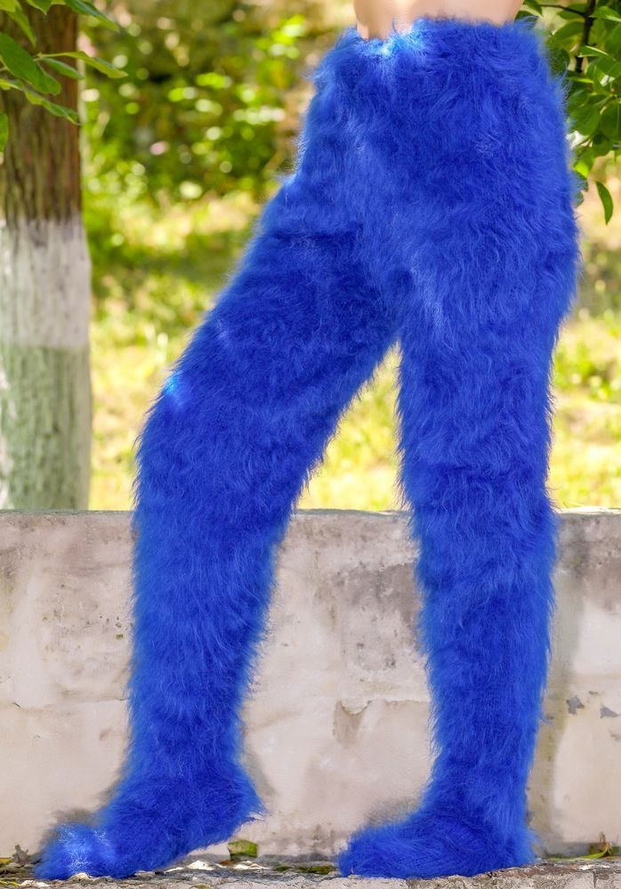 27 Best Fuzzy Mohair Leggings Trousers And Pants With