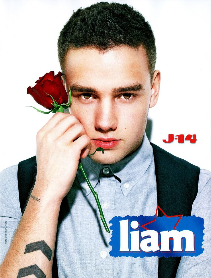 #214 - Liam in the J-14 magazine