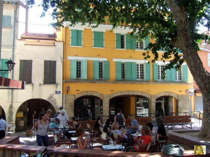 Thuir   De St Palais à Ste Maxime