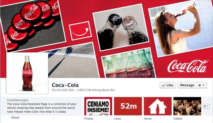 Coca Cola Cover Facebook, #cocacolacover, #cocacover, #cocacolafacebook