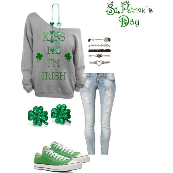 St patty days outfit