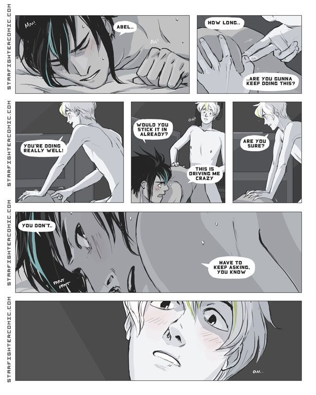 How To Create Comics Manga: Starfighter Chapter 3: Page 85