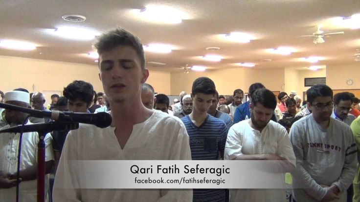 Fatih Seferagic Surah Yusuf Ayahs 11 - 23 Indiana, Fishers