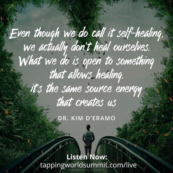 Dr. Kim D'Eramo – Mind-Body Medicine: Tapping to Overcome an Autoimmune Disorder