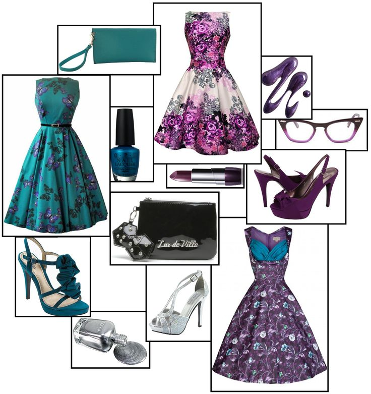 Rockabilly Pinup Blog: Rockabilly Party Dresses
