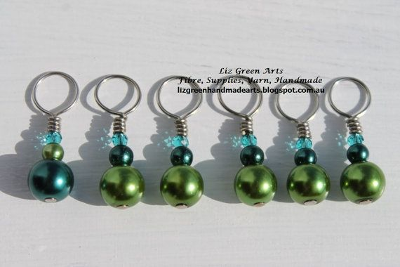 Hey, I found this really awesome Etsy listing at https://www.etsy.com/listing/244257188/handmade-stitch-markers-for-knitting-set