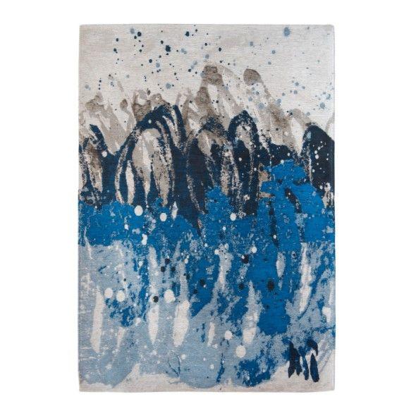 Dywan BLUE WAVES