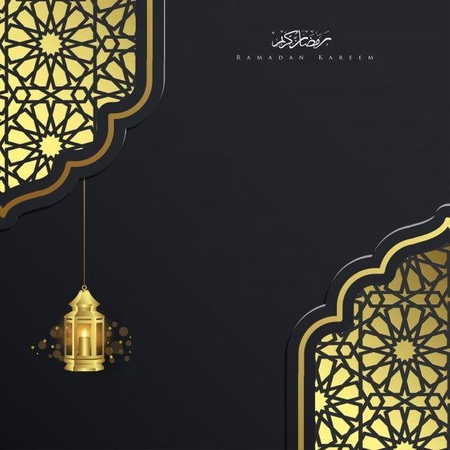 رمضان كريم خلفيات اسلامية مع فانوس شهر توهج ضوء Png والمتجهات للتحميل مجانا Ramadan Kareem Islamic Wallpaper Ramadan