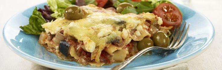 Gresk lasagne