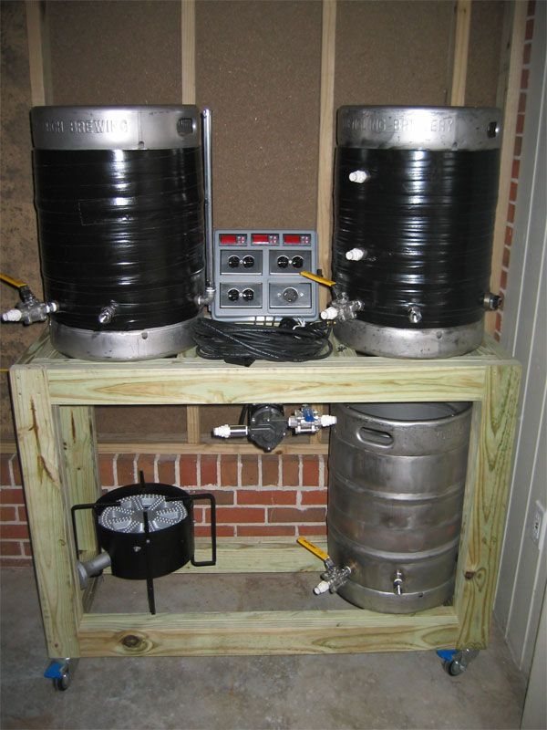 12 best images about herms system on pinterest beer for Craft kettle brewing equipment