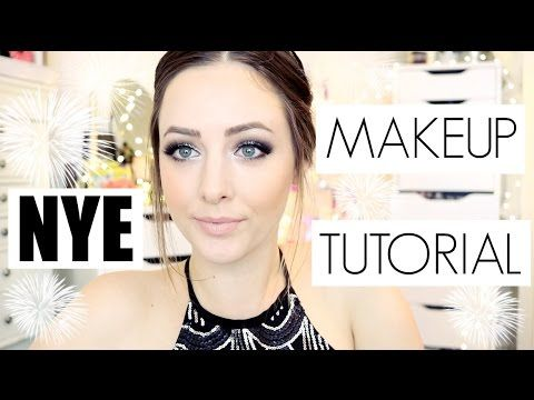 New Year's Eve Party Makeup Tutorial! - http://47beauty.com/new-years-eve-party-makeup-tutorial/   Hey everyone! Today's look is a classic black and silver glittery smokey eye for New Year's Eve makeup tutorial! I hope you guys enjoy it and let me know if you want to see one more NYE makeup tutorial before new years! Also I'm sick right now so I apologize for not having a voice-over. I hope you don't mind! Anyways, I hope everyone has a super fun and safe NYE! PR