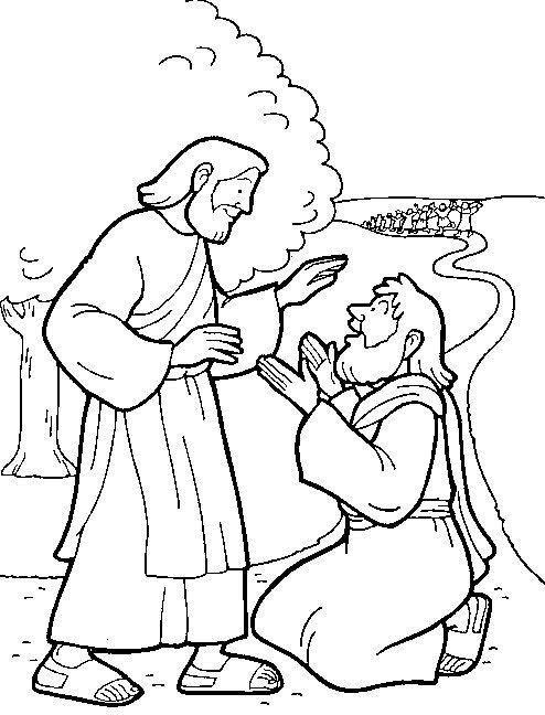 14 best 10 melaatsen jesus heals 10 lepers images on for Jesus heals ten lepers coloring page