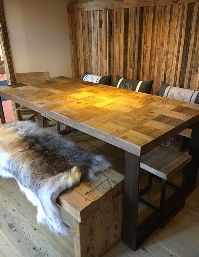 oltre 25 fantastiche idee su legno vecchio su pinterest | oggetti ... - Mensole Con Legno Vecchio