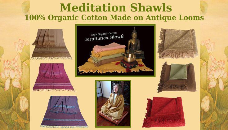 Meditation Supply - Meditation Shawls - Boon Decor