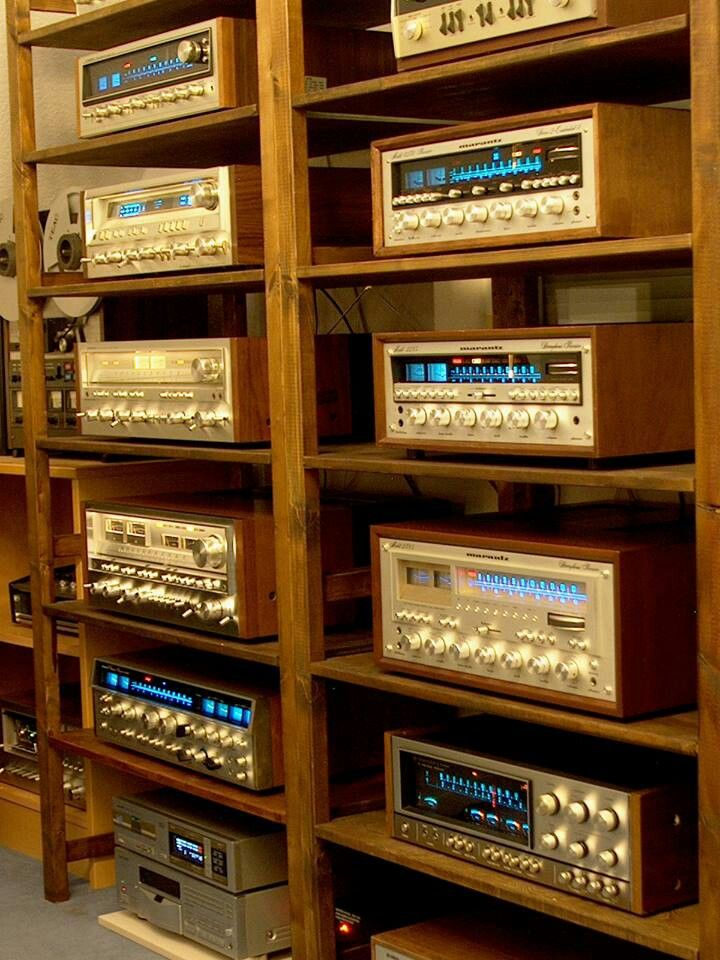 Pioneer Vintage Equipment. Today the best buy in used stereo equipment. I've got 3 nice Pioneers....my sons each have at least one also. Brought my boys up right!