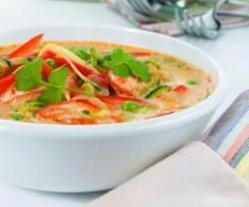 Recipe Creamy Thai Chicken Soup by cooking up a storm - Recipe of category Soups