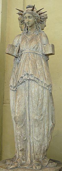 A Deusa Hekate, por Foster All