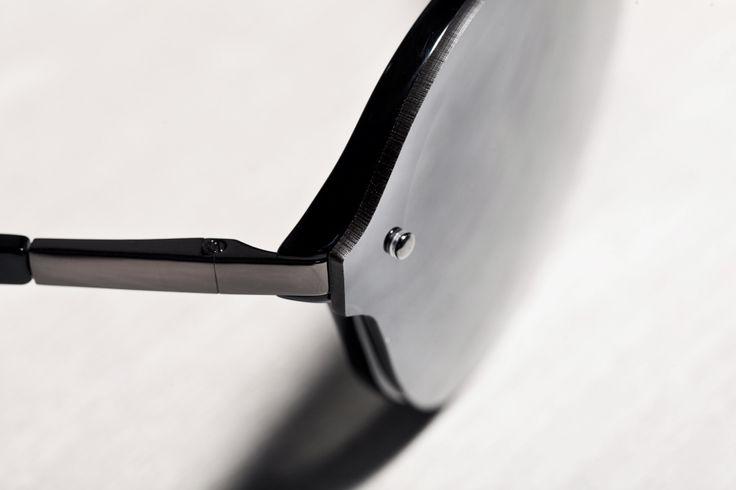 3.1 Philip Lim x Linda Farrow 2015 Fall/Winter Sunglasses