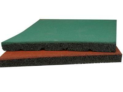 Piso de Caucho  Fabricante: Jumbo  PISO CAUCHO  Ideal para parques públicos, áreas de juego y áreas deportivas. Resistente, antiderrapante, de fácil limpieza. Medidas: L (0.50 cm) / A (0.50 cm) / Alt (0.025 m)