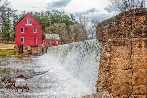 Starr's Mill, Fayetteville, Ga