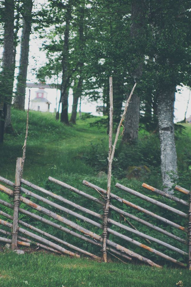 interesting fencing