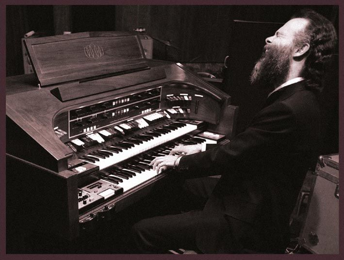 Organs with Analogue Synths Built-In?