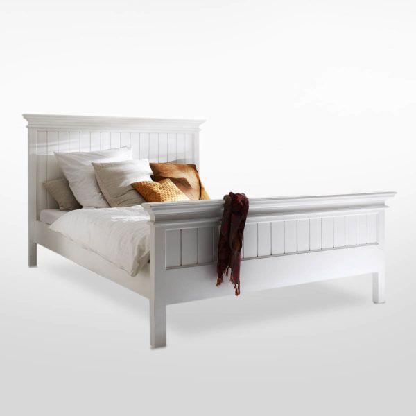 Queen Size Landhaus Bett Eu 160x200 Landhaus Bett Style At