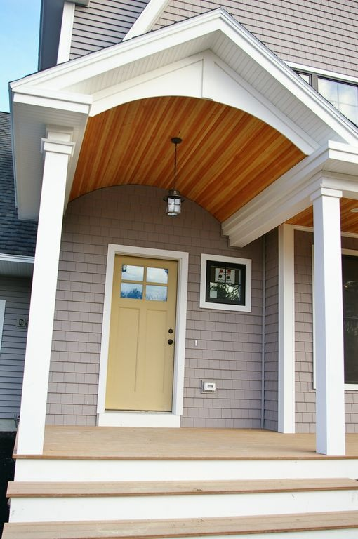 Mudroom Addition To Front Of House Yahoo Search Results: Dutch Colonial Homes, Front Porches And Falmouth