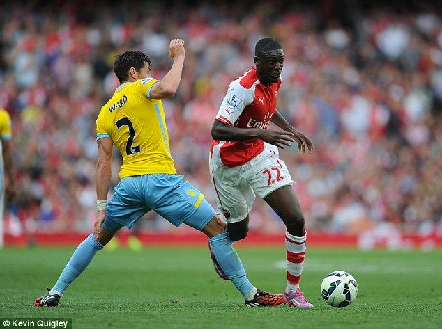 Option: Yaya Sanogo is a more natural forward, but their are still reservations over his a...
