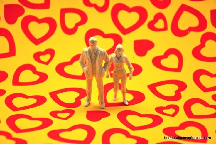 Amor Psicodélico de Mr. White y Mrs. White