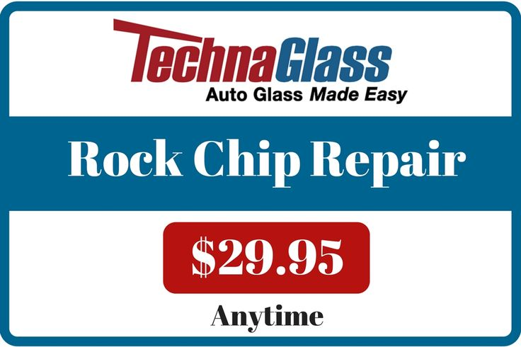 We understand windshields better than anyone else, and we know how delicate these small cracks and chips can be. That's why we offer affordable Rock Chip Repair at all our locations for only $29.95.   www.TechnaGlass.com/  #TechnaGlass #AutoGlass #WindshieldRepair #RockChipRepair #RockChip $Brokenglass #automotive #auto