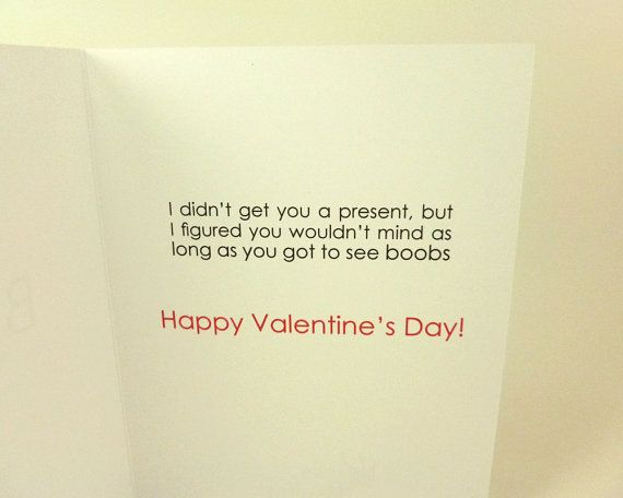 17 Best images about romanticthoughtful ideas and gifts on – What to Write on Your Boyfriends Valentines Card