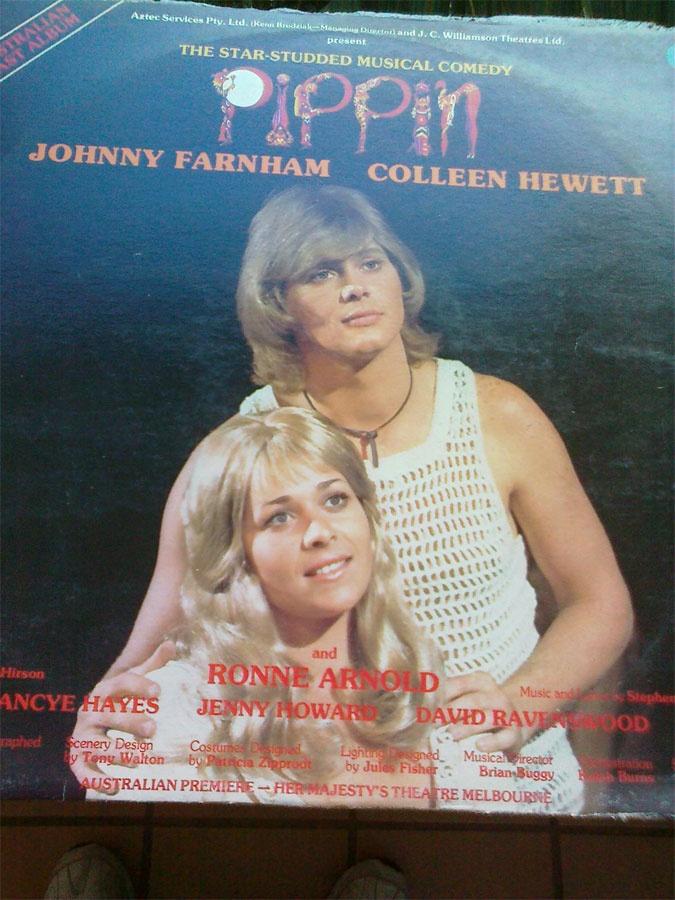 PIPPIN: Original Australian Cast 1972