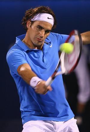 Tennis attire.