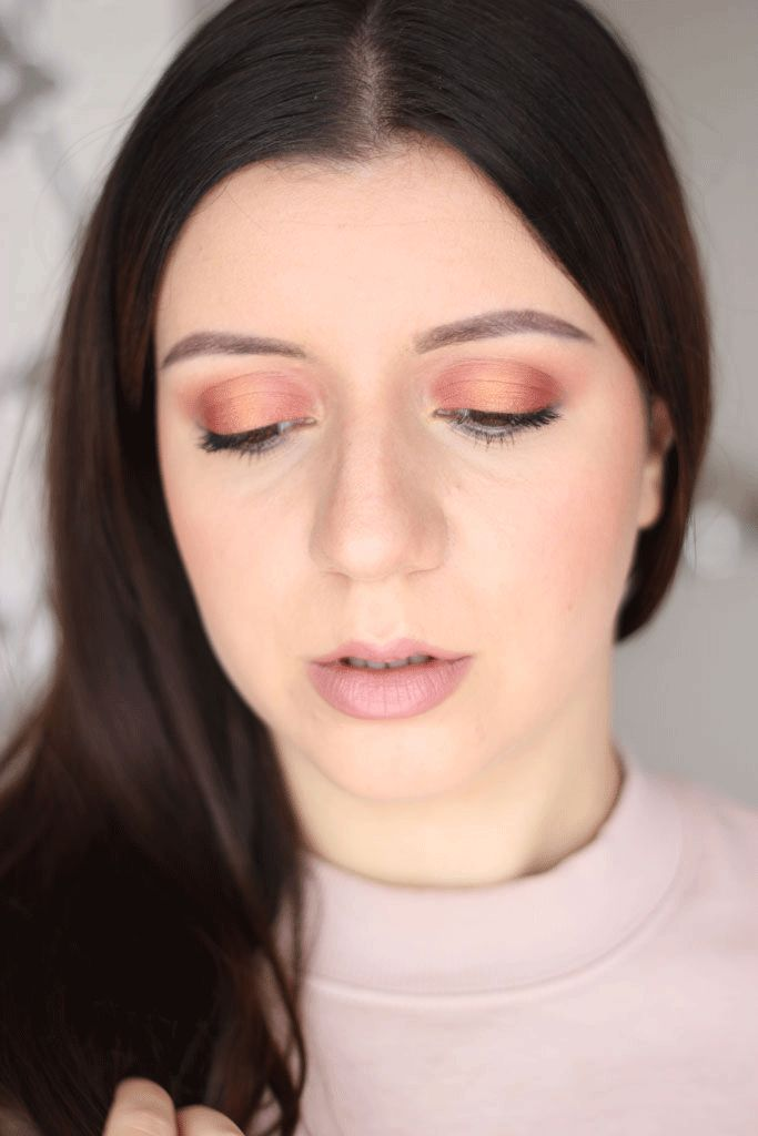 Tangerine makeup - What I Heart About